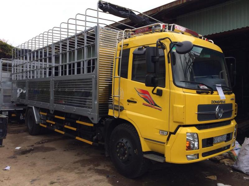Dongfeng B170 9T35 - 9T35 - 9.35 tấn