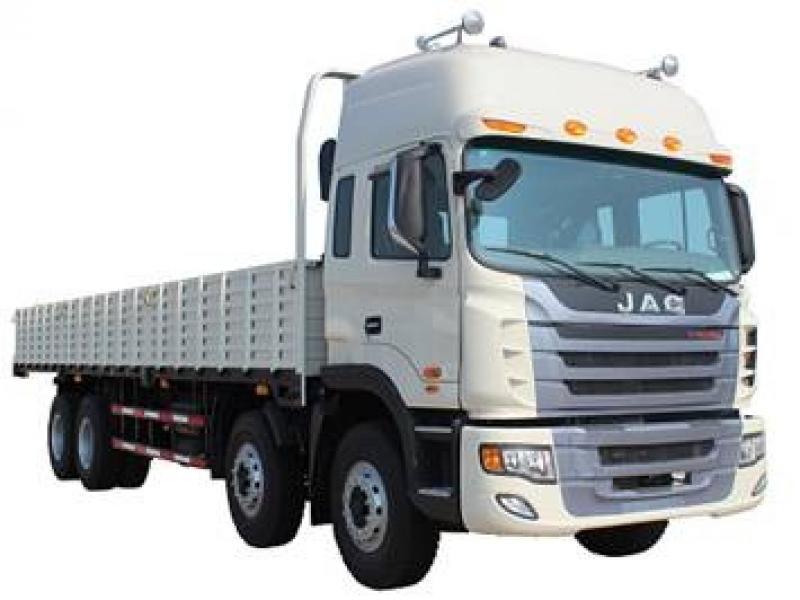 JAC 8×4 – 380Hp HFC1314K1R1LT