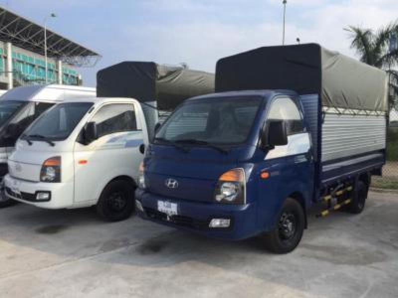 Xe tải 1.5 tấn Hyundai Porter H150