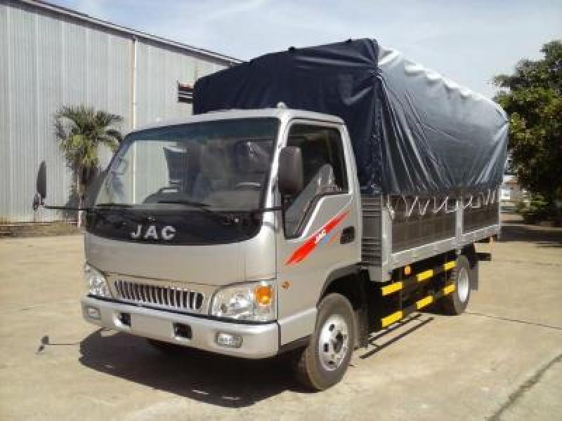 XE TẢI JAC HFC1061K3 TẢI 4,99 TẤn