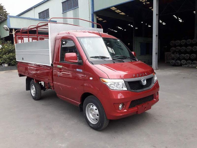xe tải Kenbo 990kg thùng bạt
