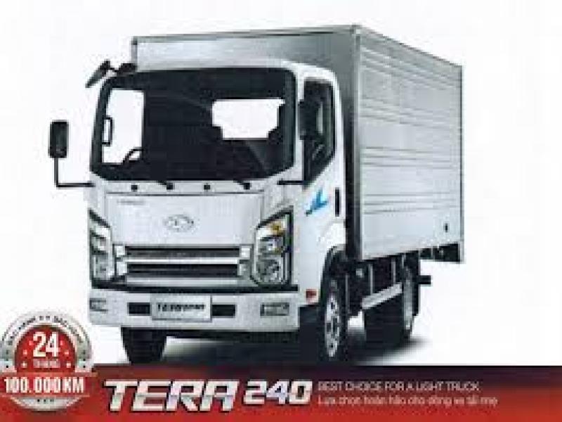 XE TẢI TERA 240L THÙNG KÍN